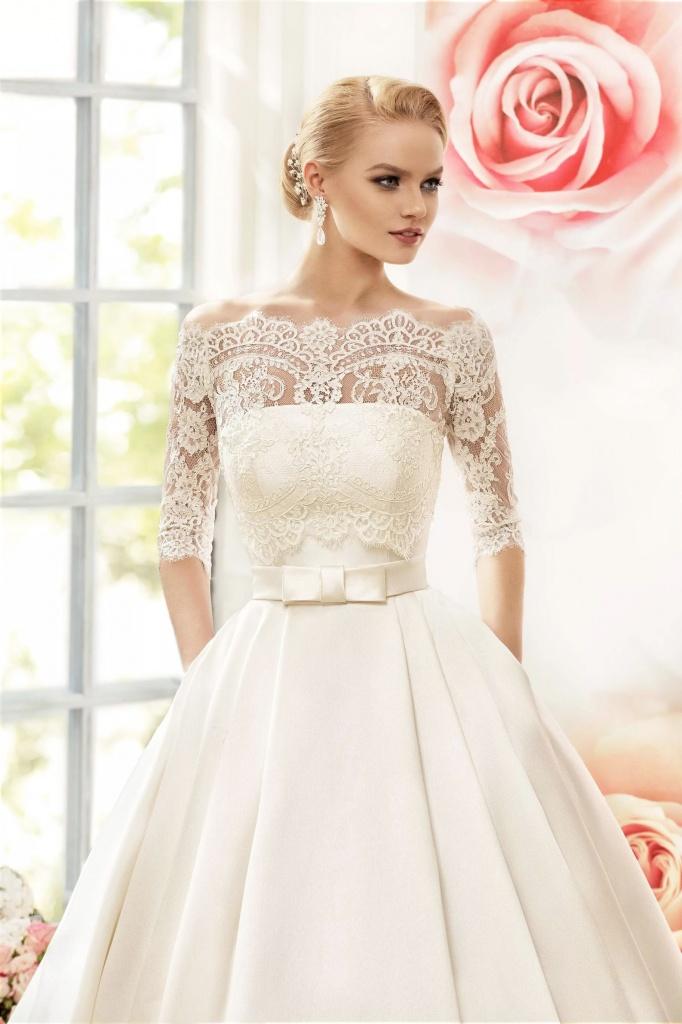 Пошив свадебных юбок
